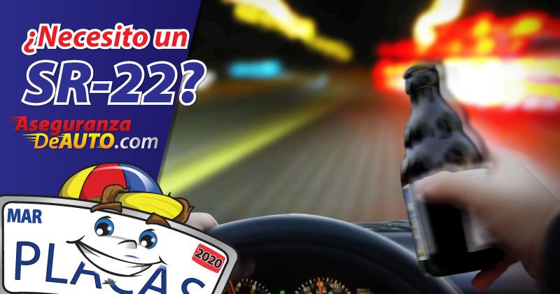 Necesito un SR22 - Aseguranza de Auto