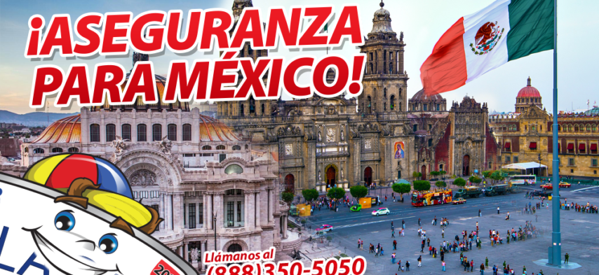 Aseguranza para México