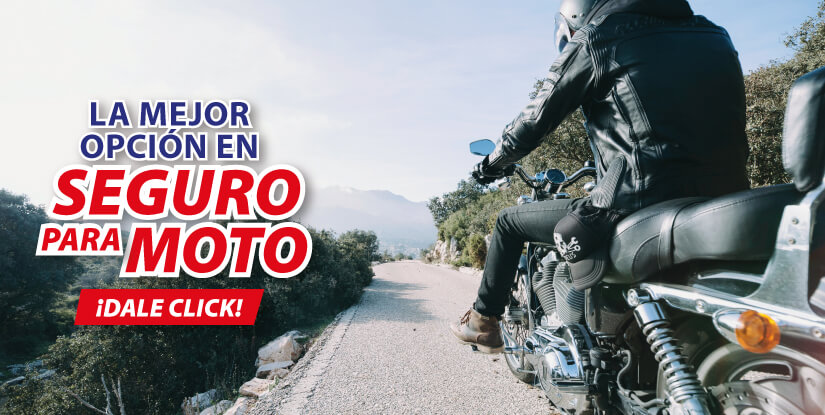 Aseguranza para motocicletas - Seguros de Auto