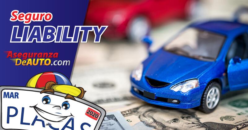 Seguro Liability - Asguranza de Auto