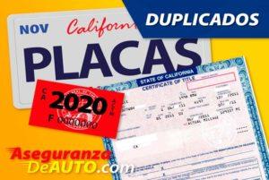 DMV Duplicates