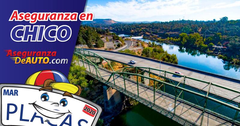 Aseguranza en Chico. Car Insurance in Chico. Auto Insurance Quotes