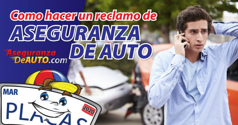 Como hacer un reclamo de aseguranza como hacer un reclamo de seguro de auto aseguranza de auto seguros de auto