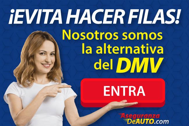 Servicios DMV en Aseguranza de Auto