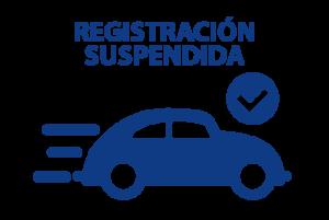 Registracion Suspendida - Aseguranza de Auto