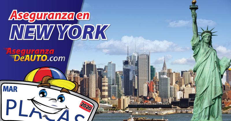 Aseguranza para New York