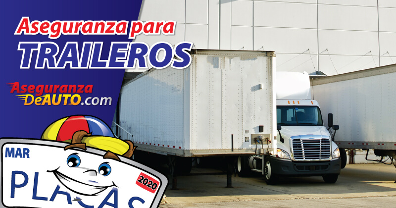 Seguro comercial. commercial insurance. trucking insurance