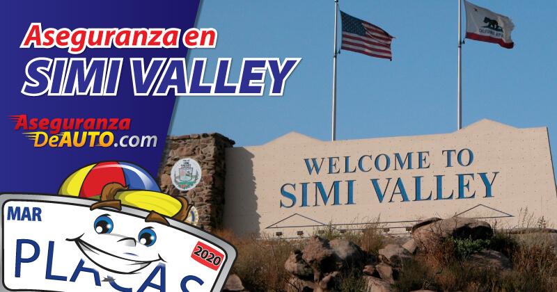 Aseguranza en Simi Valley fácil de adquirir con nuestra compañía