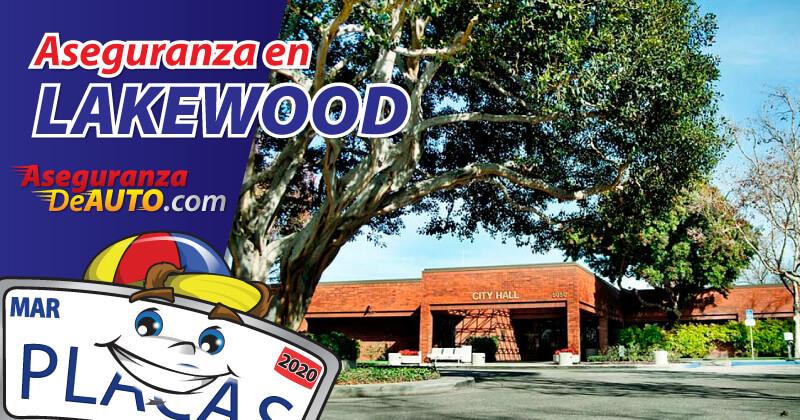 Las mejores opciones de Aseguranza en Lakewood