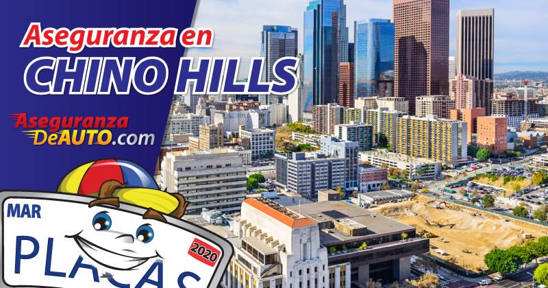 Aseguranza en Chino Hills