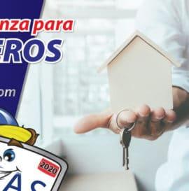 aseguranza para caseros