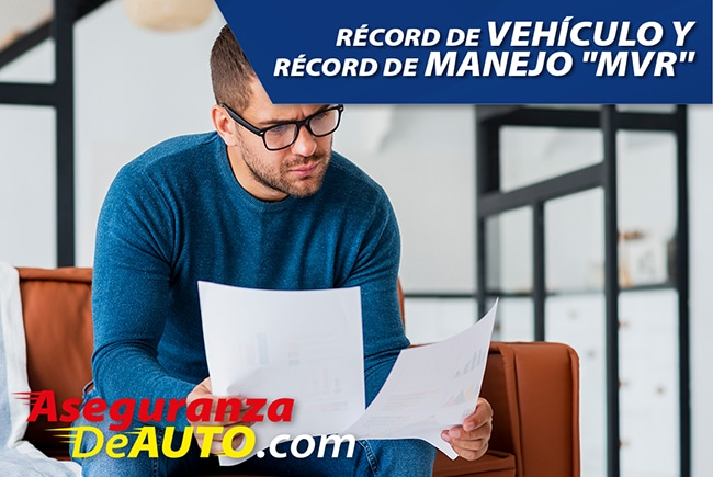 record de licencia mvr driver license record vehicle record motor vehicle record