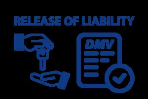 dmv registration release of liability