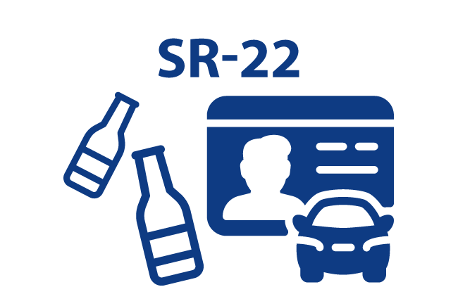 SR-22 - Servicio de DMV - Aseguranza de Auto