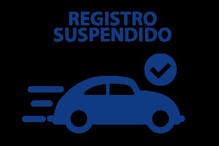 Registro Suspendido