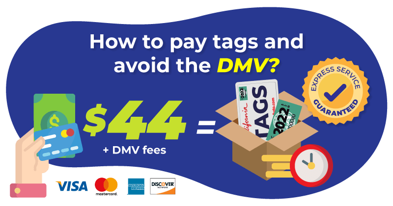 How to renew tags pay tags renew registration registration renewal