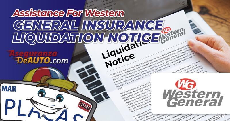 Western General Liquidation
